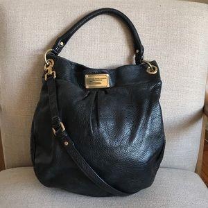 Marc by Jacob black leather purse